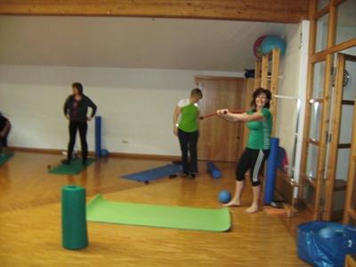 Pilates II – Anfänger mit Heidi