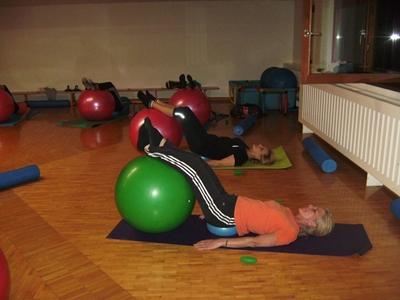 Gesundheitsgymnastik 65 bis fitte 90