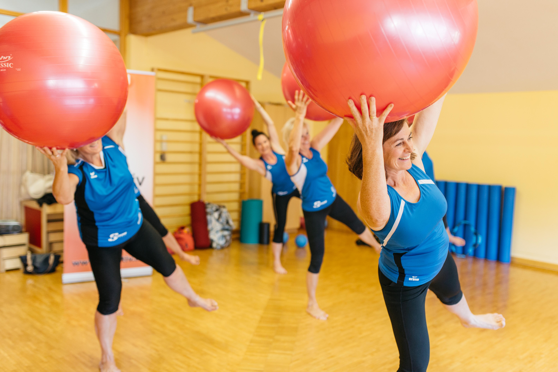 Pilates III – Gesundheitstraining für Sie & Ihn mit Heidi