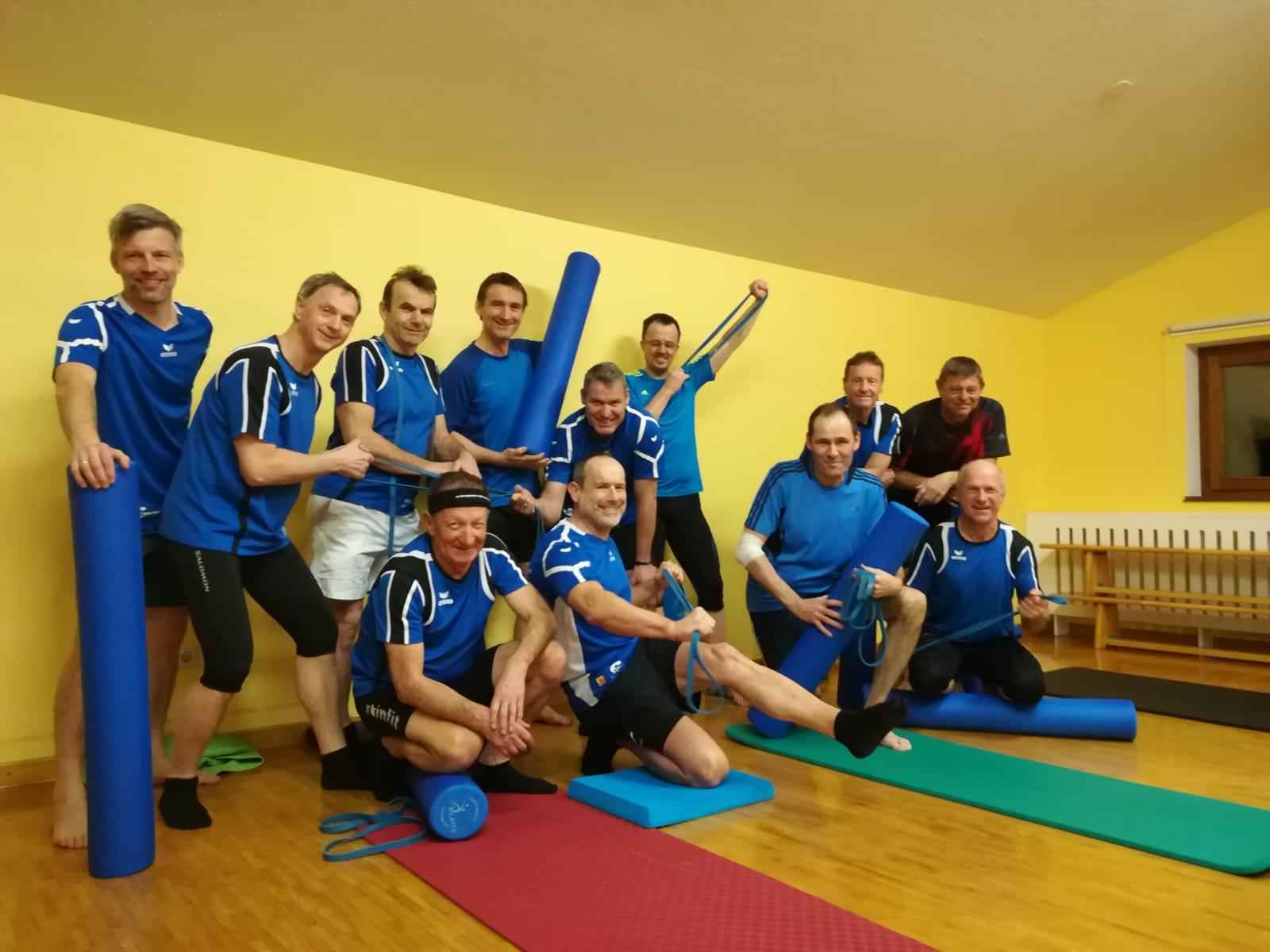 Pilates – Männer
