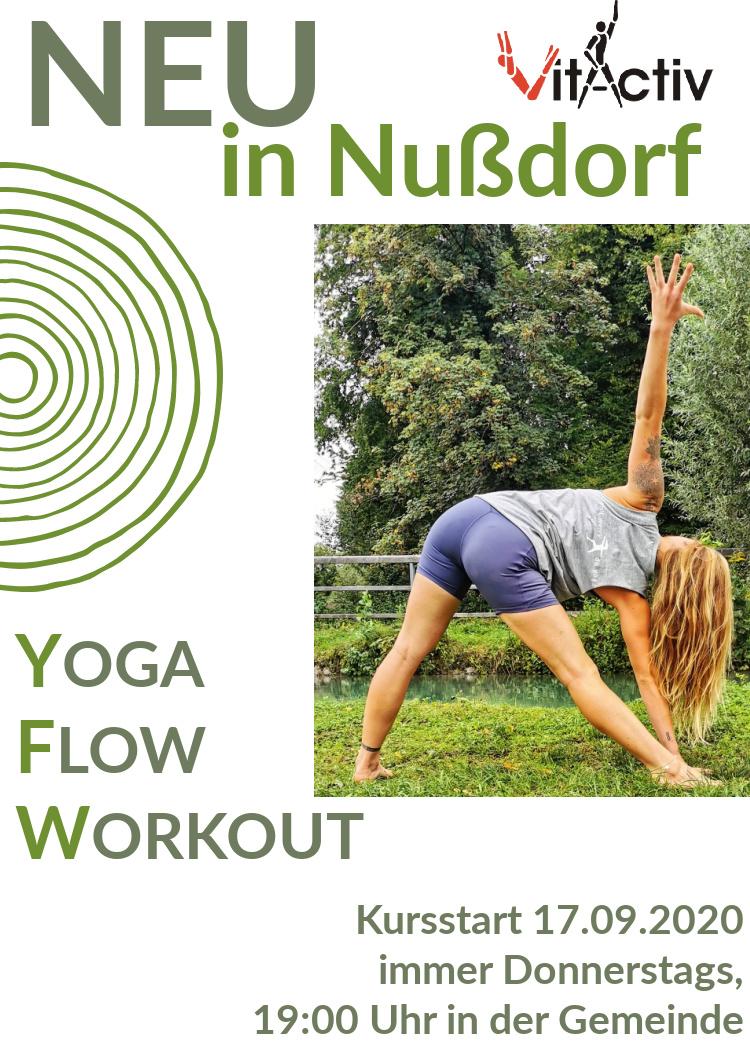 NEU! Neu! Yoga Flow Workout